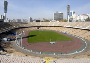 НСК Олимпийский будет доступен для занятий легкой атлетикой с весны 2012 года