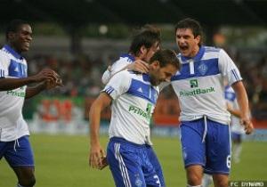 Букмекеры ставят на победу Динамо в матче со Сток Сити