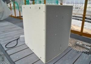 На НСК Олимпийский смонтировано звуковое и световое оборудование