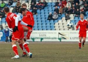 УПЛ: Кривбасс одержал волевую победу над Таврией