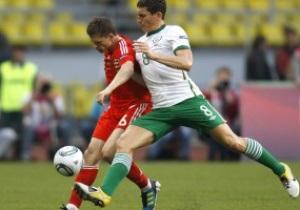 Отбор к Евро-2012: Россия не смогла пробить Ирландию