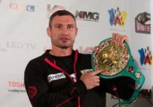 Виталий Кличко: Бой Владимира с Поветкиным состоится в 2012 году
