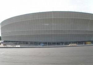 Стадион к Евро-2012 во Вроцлаве фактически построен