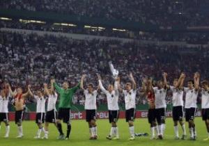 Игроки сборной Германии получат премиальные за выход на Евро-2012