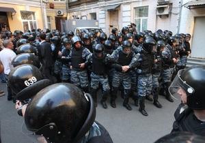 Корреспондент: Кулаки влади. Україна зміцнює силові структури
