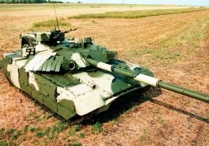 Україна підписала контракт на поставку в Таїланд 49 танків Оплот