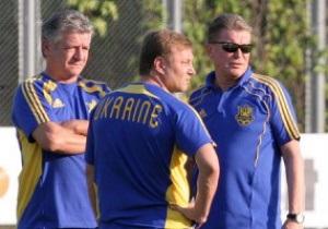 Сборная Украины не будет проводить тренировку в Харькове