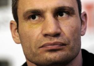 Мэр столицы Швейцарии предложил Кличко провести бой с Валуевым взамен на помощь в политике