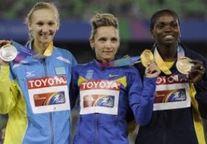 Украина завоевала первую золотую медаль на ЧМ по легкой атлетике
