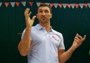Владимир Кличко разыграет на аукционе полет с ним на воздушном шаре