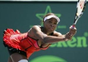 Венус Уильямс и Робин Содерлинг снялись с US Open-2011 из-за  неизвестной болезни