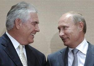 Осваивать арктический шельф вместе с Роснефтью будет американская ExxonMobil