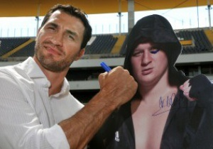Менеджер Поветкина рассказал, почему братьям Кличко не удастся заманить россиянина на бой