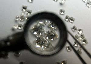 За полгода цены на алмазы выросли на треть