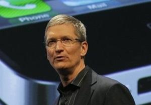 Новый глава компании Apple Тим Кук получит миллион акций компании