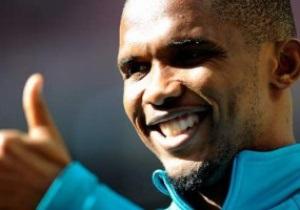 Легенда африканского футбола: Перейдя в Анжи, Это О подписал смертный приговор