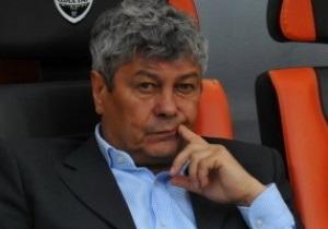 Луческу обиделся на своих футболистов за игру с Ильичевцем