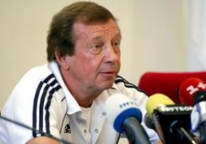 Семин: Динамо не бежало вперед? Это спорный вопрос
