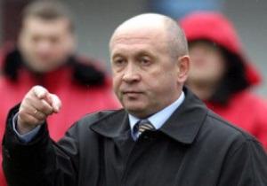 Тренер Ворсклы: Динамо играет само и дает играть сопернику