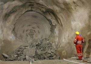 В Карпатах построят почти двухкилометровый тоннель за $142 млн