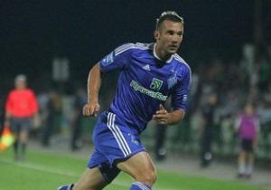Шевченко не сможет играть минимум месяц