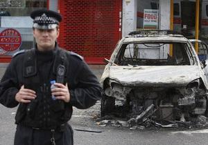 Страховщики и бизнесмены оценили убытки от погромов в Британии