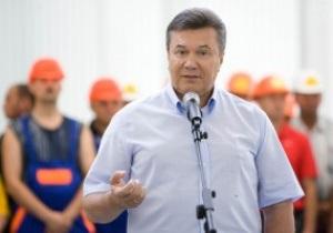 Янукович впечатлен тем, что  наворотила  Россия в Сочи к Олимпиаде-2014