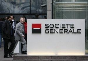 Опасения относительно снижения рейтинга Франции обвалили акции местных банков