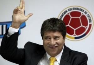 Тренер збірної Колумбії пішов у відставку після скандалу з побиттям жінки