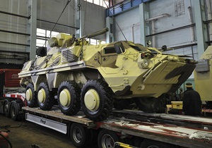 Укроборонпром заверяет, что получил в полном объеме платежи по контракту с Ираком