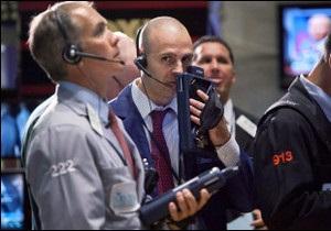 Ринки впали на тлі песимізму щодо євро