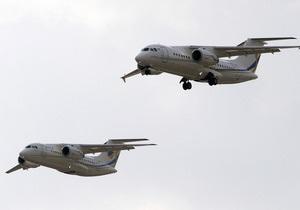 АэроСвит, Донбассаэро и Днипроавиа не выплатили вовремя 14 млн грн за лизинг Ан-148