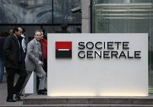 Квартальная прибыль второго по величине французского банка упала на треть из-за вложений в греческие бумаги