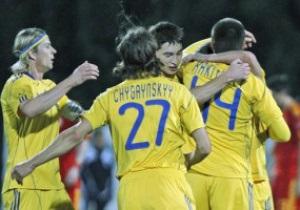 Украина и Уругвай сыграют в Киеве