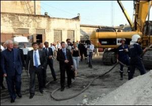 Аварію в Макіївці міг спричинити неякісний бетон