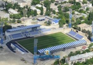 Фотогалерея: Порт приписки. Новый стадион ПФК Севастополь