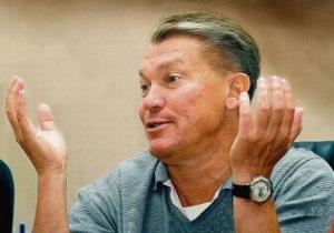 Блохин: У нас думают об аэропортах и стадионах, а о сборной - нет