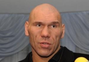 Валуев сравнил братьев Кличко с грабителями