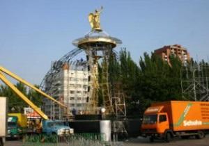 Евро-2012: Для Донецка найден выход из ситуации с нехваткой гостиниц