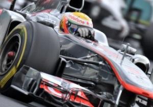 Хэмилтон показал лучшее время на второй практике Гран-при Венгрии