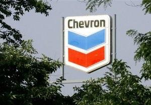 Квартальная прибыль Chevron выросла на 43%