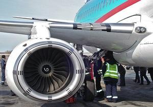 СМИ: Первый серийный Superjet вышел из строя из-за проблем с двигателем