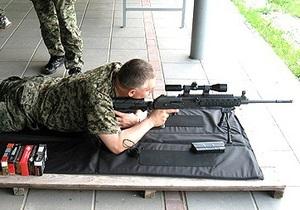 Российский спецназ заинтересовался украинским оружием