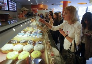 Инвесторы оценили производителя пончиков Dunkin  Donuts в $2,4 млрд