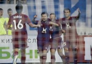 Квалификация Лиги Чемпионов: Динамо проиграло Рубину
