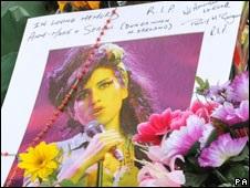 На церемонії поховання Емі Уайнхауз були лише найближчі люди