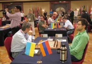 Украина заняла третье место на Чемпионате мира по шахматам
