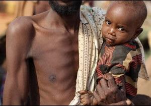 Ісламісти забороняють допомагати голодуючим в Африці