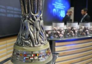 Ліга Європи. Пари третього відбірного раунду