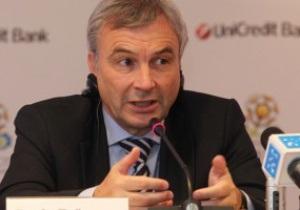 Директор UEFA: Выгода Украины от Евро-2012 не в финансовой сфере